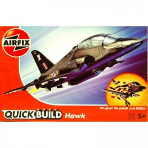 Airfix 6003 Quickbuild Bea Hawk