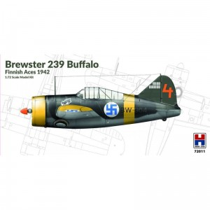 Hobby 2000 72011 Brewster 239 Buffalo Finnish Aces