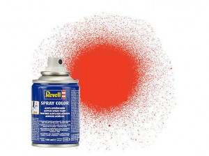 REVELL 34125 - FARBA SPRAY 125 Luminous Orange Mat