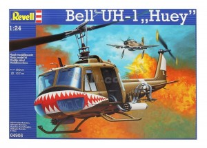 REVELL 04905 - 1/24 BELL UH-1 HUEY