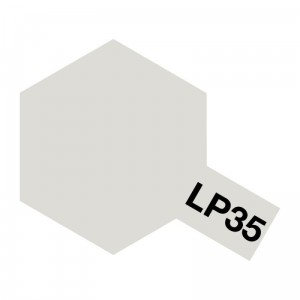 Tamiya 82135 LP-35 Insignia White 10 ml