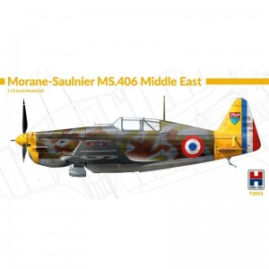 Hobby 2000 72032 Morane-Saulnier MS-406 Middle East