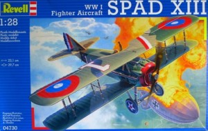 REVELL 04730 - 1/28 SPAD XIII