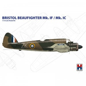Hobby 2000 72002 Beaufighter Mk. IF/IC