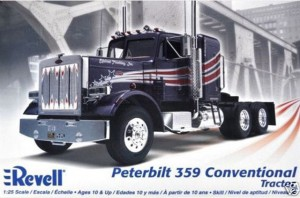 MONOGRAM 1506 - 1/25 PETERBILT 359 CONVENTIONAL