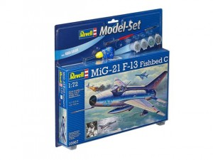 REVELL 63967 - 1/72 MIG-21 F-13 FISHBED