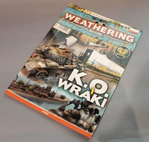 THE WEATHERING MAGAZINE - K.O i WRAKI PL