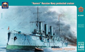 "ARK 40001 - 1/400 ""Aurora"" Russian Navy cruiser"