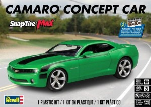 MONOGRAM 1527 - 1/25  CAMARO CONCEPT CAR - SNAP