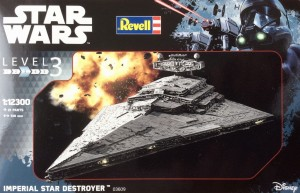 REVELL 03609 - 1/12300 IMPERIAL STAR DESTROYER