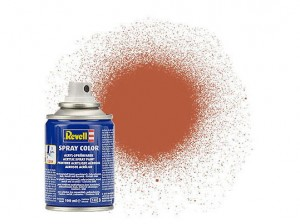 REVELL 34185 - FARBA SPRAY 185 Brown Matt 100ml