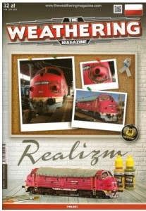 THE WEATHERING MAGAZINE - REALIZM PL
