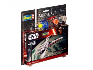 REVELL 63601 - 1/112 STAR WARS X-WING FIGHTER