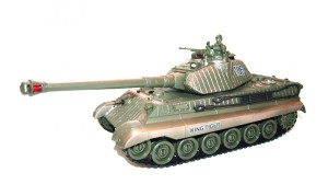 German King Tiger 1:28 2.4GHz RTR
