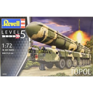 REVELL 03303 - 1/72 TOPOL SS-25 SICKLE