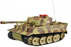 German Tiger RTR 1:24- Żółty