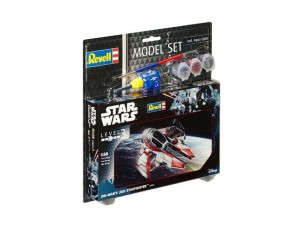 REVELL 63607 - 1/58 OBI WAN'S JEDI STAR FIGHTER
