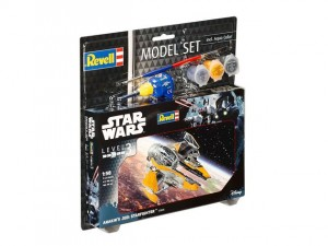 REVELL 63606 - 1/58 ANAKIN'S JEDI STAR FIGHTER