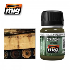 AMMO MIG 1207 STREAKING GRIME FOR US MODERN