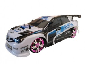 Karoseria do NQD 4WD Super Drift 1:10 - biała