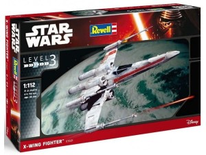 REVELL 03601 - 1/112 X-WING FIGHTER