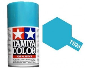 TAMIYA 85023 - FARBA SPRAY TS-23 Light Blue