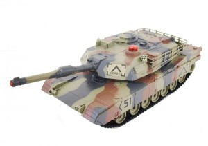 German Tiger RTR 1:24 - Zielony