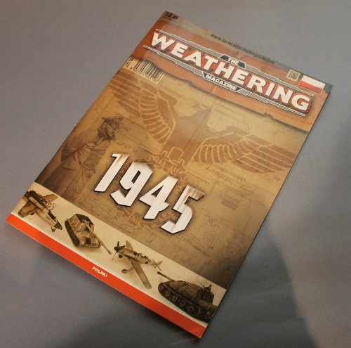 THE WEATHERING MAGAZINE - 1945 PL-5846