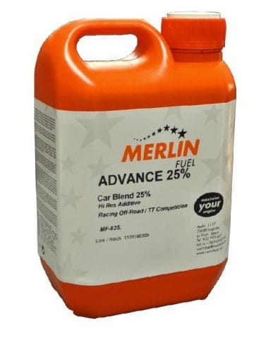 Paliwo Merlin Advance 25% car 5.0L